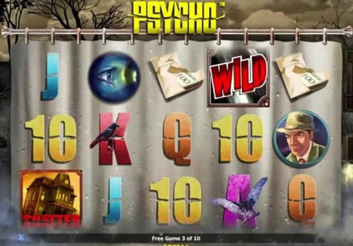 Slot Psycho resumido para jugadores en línea